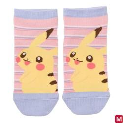 Chaussettes Courte Pastel Pikachu japan plush