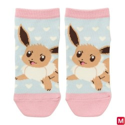 Short Sock Pastel Eevee japan plush