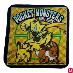 Pokemon Sun Monn Towel A japan plush