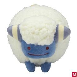 Plush Ditto Form Mareep japan plush