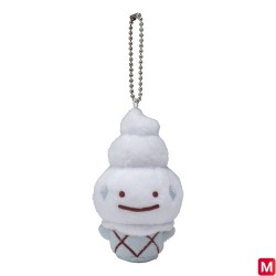 Keychain Plush Ditto Form Vanillite japan plush