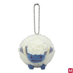 Keychain Plush Ditto Form Mareep japan plush