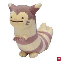Plush Ditto Form Furret japan plush