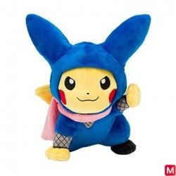 Plush Pikachu Ninja