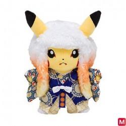 Plush Pikachu Kabuki japan plush