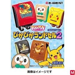 Figure Pika Pika Bag Collection japan plush