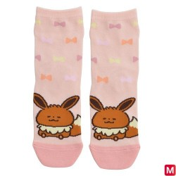 Short Socks Kids Eevee japan plush