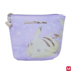 Small Pocket Purple Pikachu japan plush
