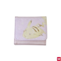 Petit Porte Monnaie Rose Pikachu japan plush