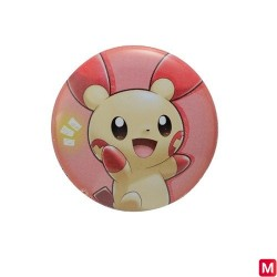 Badge PRASLE with YOU japan plush