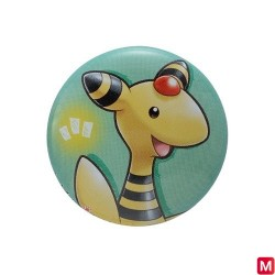Badge DENRYU with YOU japan plush