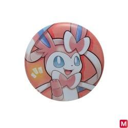 Badge NYMPHIA with YOU japan plush