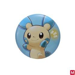 Badge MINUN with YOU japan plush