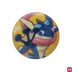Badge GEKKOUGA with YOU japan plush