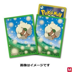 Card Sleeves Whimsicott japan plush