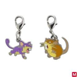 Metal Keychain 019・020 japan plush