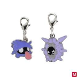 Metal keychain Shellder Cloyster 090・091 japan plush