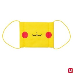 Mask Pikachu japan plush