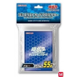 YuGiOh Card Sleeves Blue Ver.3 japan plush