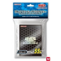 YuGiOh Card Sleeves Black Ver.3 japan plush