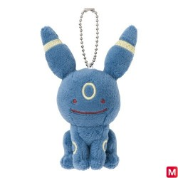 Mascot Transformation Ditto Umbreon japan plush