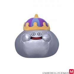 Dragon Quest IX Plush Sentinels Of The Starry Skies Smile Slime Metal King L