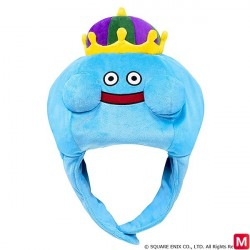 Dragon Quest IX Peluche Sentinels Of The Starry Skies Slime Smile Cap King Smile japan plush