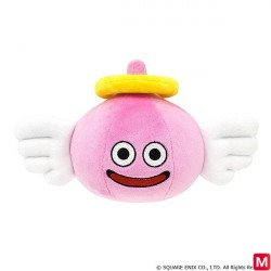 Dragon Quest IX Plush Sentinels Of The Starry Skies Smile Slime Angels Lime M