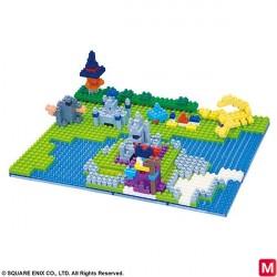 Dragon Quest Nano Block The Space Castle