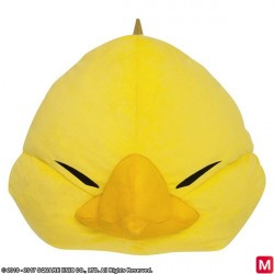 Final Fantasy XIV Plush Cushion Fat Chocobo japan plush