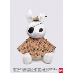 Cloth Plush Detective Rabbit Black Label Impact japan plush