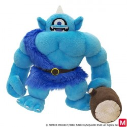 Dragon Quest Monster Peluche Gigantesu japan plush