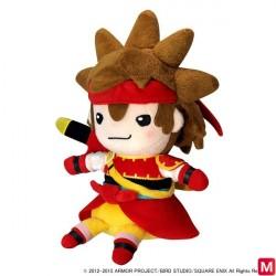 Dragon Quest X Peluche Zankuro japan plush