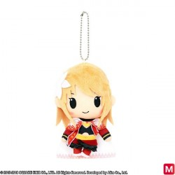 FINAL FANTASY BRAVE EXVIUS Mascot Plush Keychain Fina japan plush