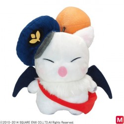 Final Fantasy XIV Peluche Postier Mog japan plush