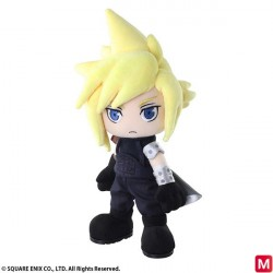 FINAL FANTASY VII Action Plush Cloud Strife japan plush