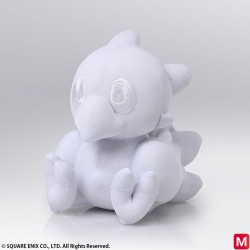 Final Fantasy Plush Chocobo White japan plush