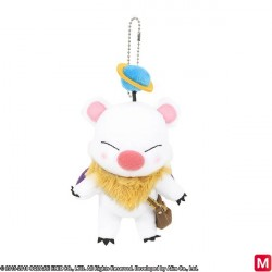 FINAL FANTASY BRAVE EXVIUS Plush Mascot Keychain Mog japan plush