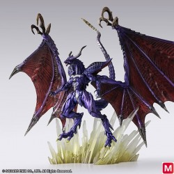Final Fantasy Creatures BRING ARTS Bahamut Action Figure japan plush