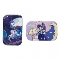 Badge 2xSet Lili & Lunara japan plush