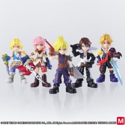 Trading Arts Mini Dissidia Final Fantasy Opera Omnia Assortiment Box Figures japan plush