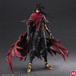 Dirge of Cerberus Final Fantasy VII Play Arts Vincent Valentine Action Figure japan plush