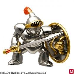 Dragon Quest Armor Wandering Metallic Figurine japan plush
