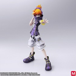 The World Ends with You Final Remix Bring Arts Neku Sakuraba Action Figure japan plush