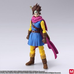Dragon Quest III The Seeds of Salvation, Bring Arts Hero Figure japan plush