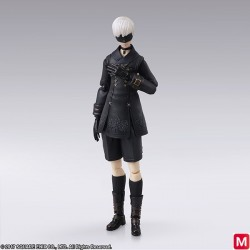NieR Automata Bring Arts Jorha Type S Figure japan plush