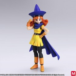 Dragon Quest IV Michibikareshi Monotachi BRING ARTS Alena Action Figure japan plush