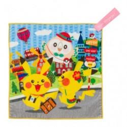Hand Towel Pokemon  Colorfultrip japan plush