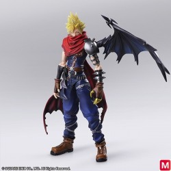Final Fantasy Bling Arts Cloud Strife Another Foam Ver. Limited Version Figure japan plush