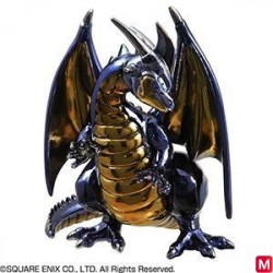 Figure Dragon Quest Metallic Monsters Gallery Black Dragon japan plush